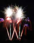 Fireworks From the Glenny! : I hope to add more Cameron Bank firework photos in the future.