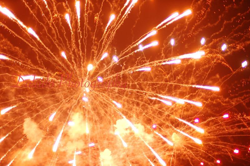 Some Fireworks!