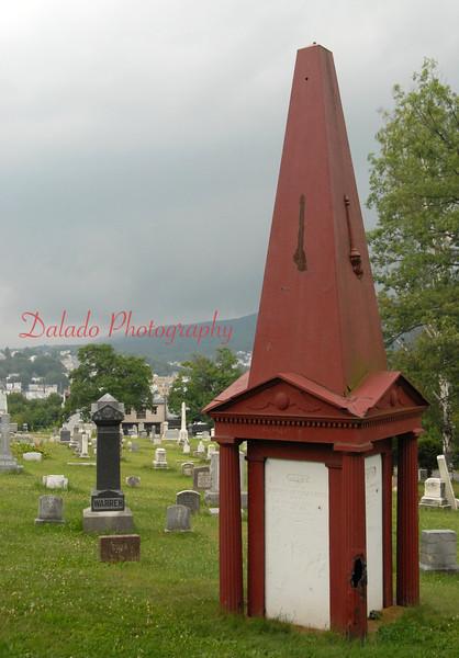 Shamokin Cemetery.