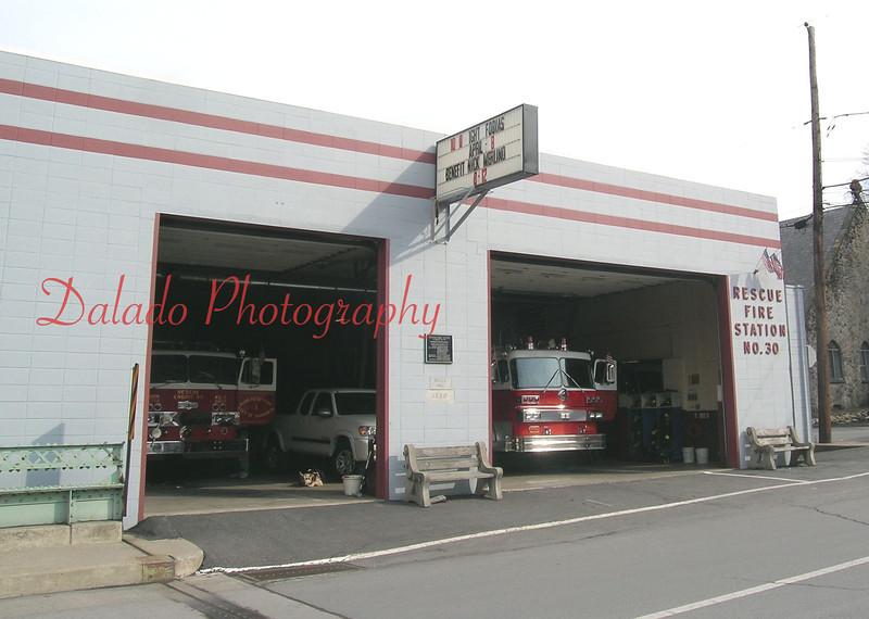 The Rescue Fire Company.