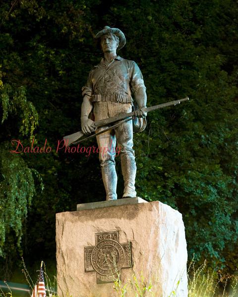 (2013) Spanish-American War monument.