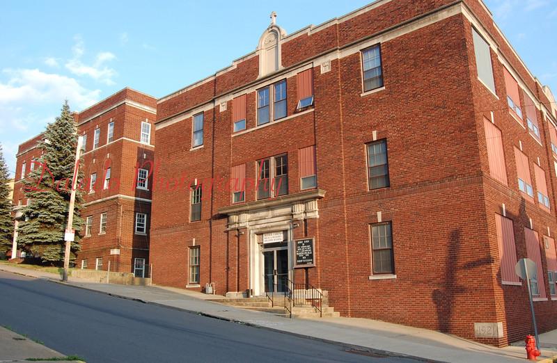 Former St. Stanislaus (St. Stan's) grade school.