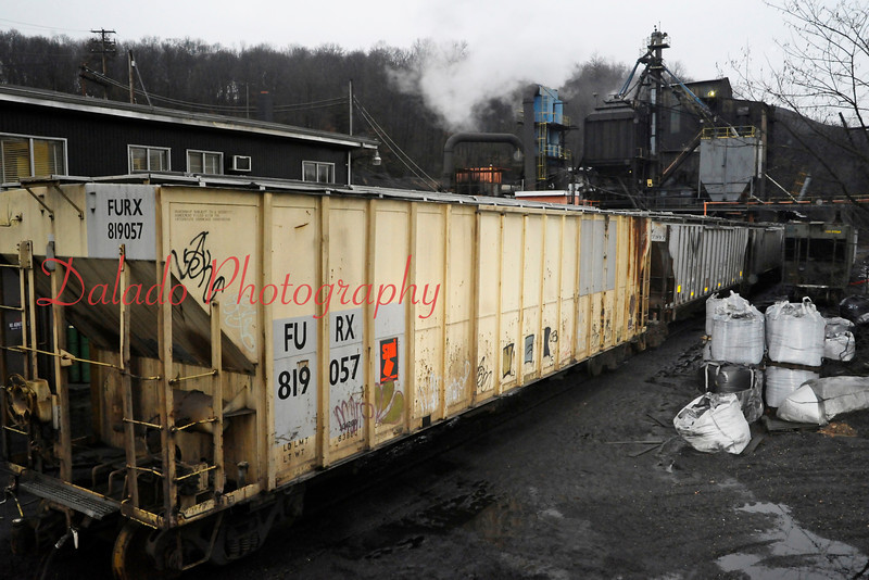 Trains at Shamokin Filler at the Second Patch.