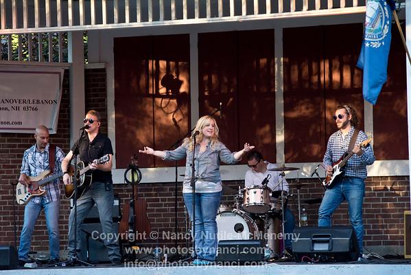 Front Porch Concert 2015