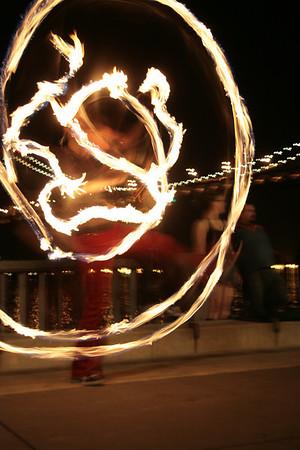 San Francisco Fire Dancers (20120112)