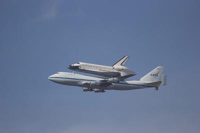 Space Shuttle, Moffett Towers, Suunyvale, CA (20120921)