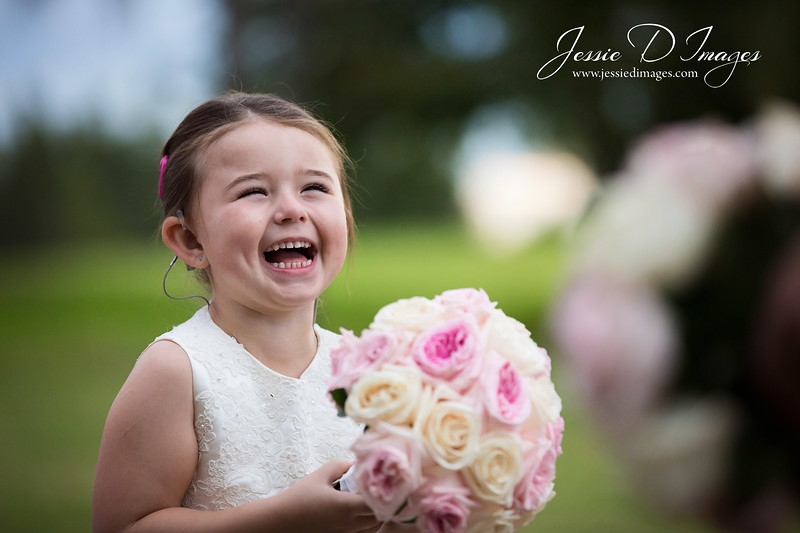 Jessie D Images - Crown Plaza Hawkesbury - Flower girl 2