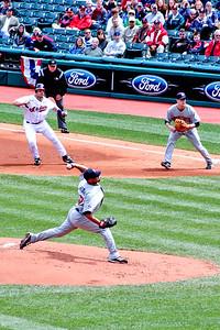 Santana vs. Cleveland 2007