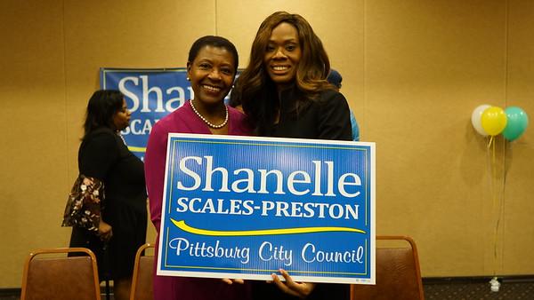 Shanelle Scales-Preston
