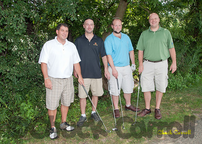 Shaner Charity Golf Tournament - August 12, 2011  - Penn State Golf Courses  - State College PA