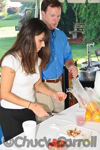 Shaner Charity Golf Tournament  -- 2009 Thursday Night Reception