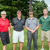 Shaner Corporation & JB Griffin Memorial Foundation 17th Annual Golf Tournament- 8-10-2017- Chuck Carroll