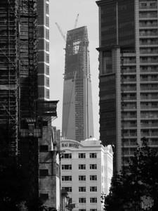 SWFC Under Construction 2008