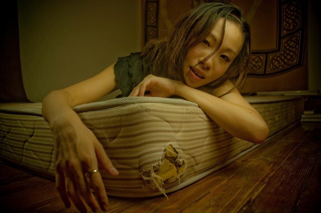 Jazz singer Erica Lee, 2010 Shanghai