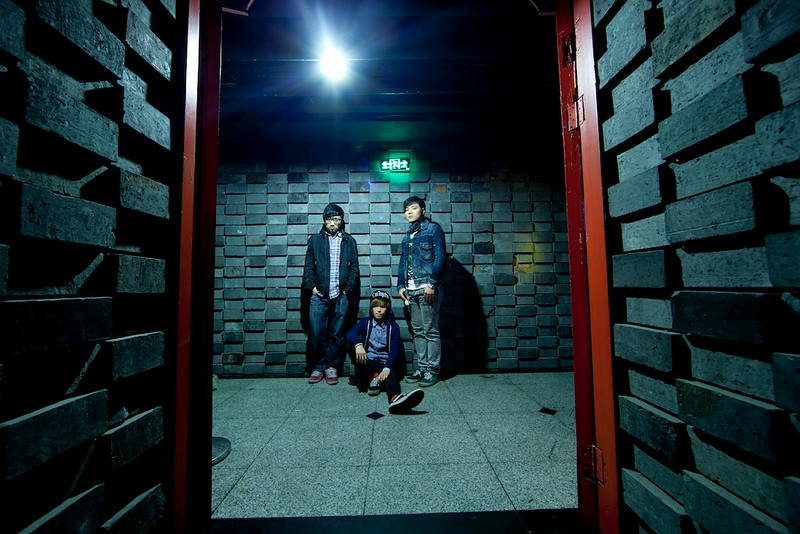 Unknown band at Mao Livehouse 2011