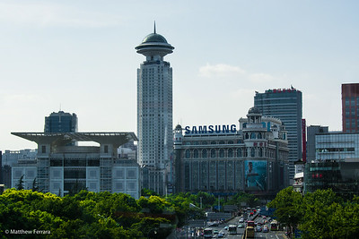 Jetsons, Sci Fi Skyline, Shanghai, China