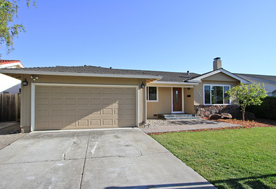 5884 Paddon Circle, San Jose, CA 95123