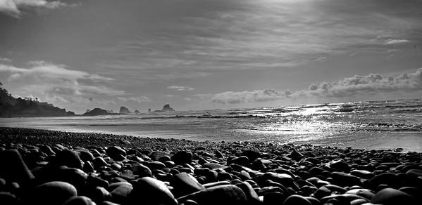 Solace. Oregon Coast