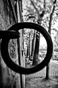 Iron Ring. Paris