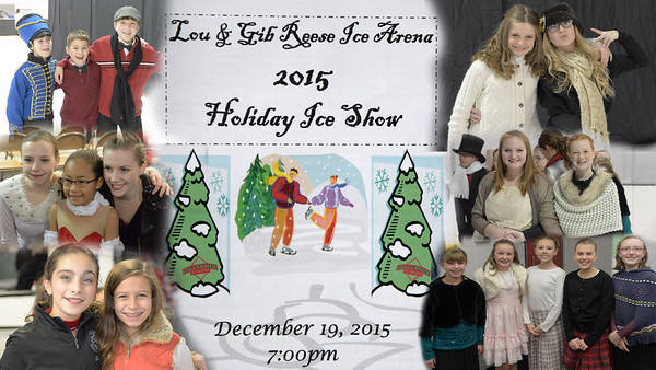 2015 Newark Christmas Show