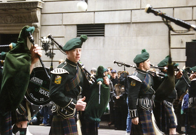 Shannon Rovers '96 St Patrick's Day Parade
