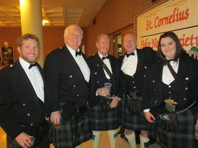 Shannon Rovers : St Patrick's Season 2013