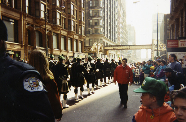 ShannonRovers St Patrick's Day Parade '95