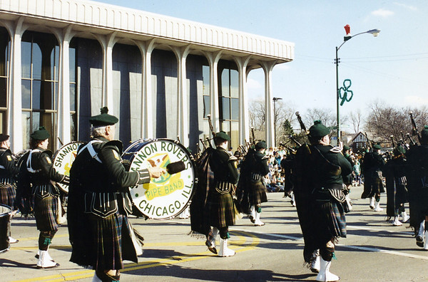 South Side Irish Parade '95