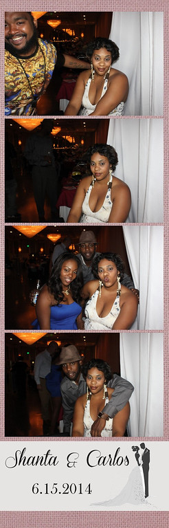 Shanta and Carlos' Wedding