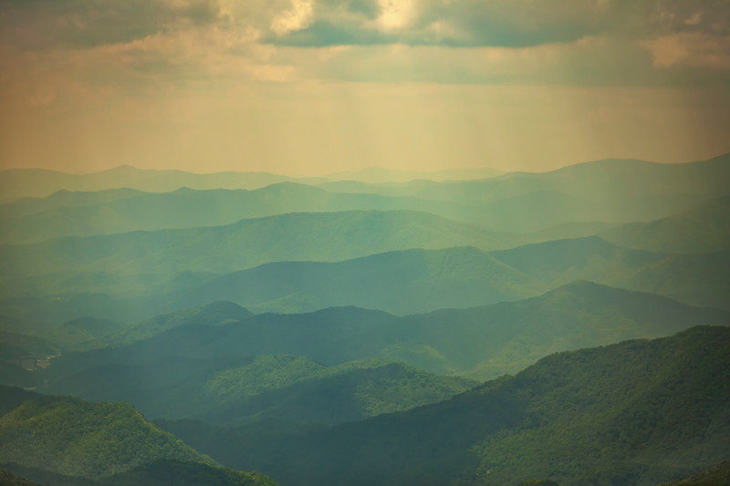 Misty Mountains #1