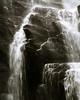 Black Waterfall #1