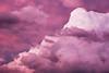 Magenta Storm Clouds