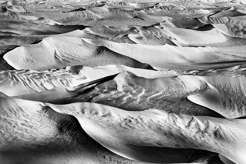 The Shapes of Namib XVII