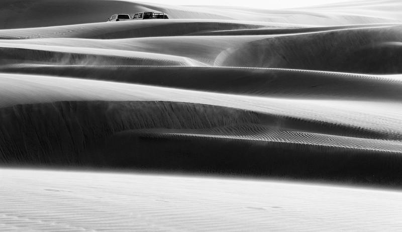 Dunes of Namib Desert, Skeleton Coast National Park, Namibia
