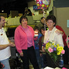 Sherri Snavely celebrates her birthday in Tally Central during Sharathon Thursday