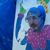 Mr. Dave takes receives pie in the face at the Spring Sharathon.