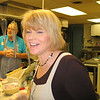 Our chef extraordinaire - Sherri Watters!