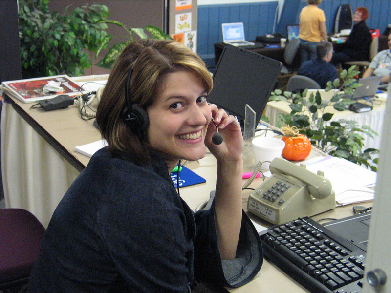 Alyssa would love to take your call...