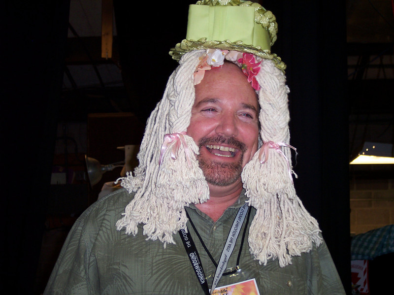 And this is Jeff, our chief Operations Manager!  No really...