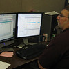 "Gary in our ""nerve center"" of Tally Central, keeping everything orderly and humming.  Thanks Gary!"