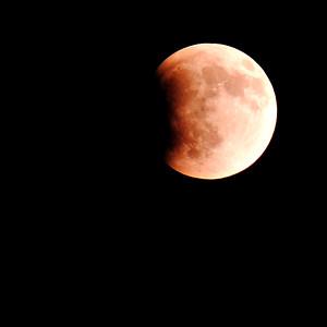 Start of Eclipse