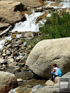Roaring River Valley Pondering