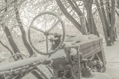 Cold Tractor