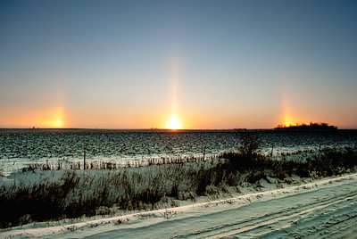 3 Suns of a Cold Morning