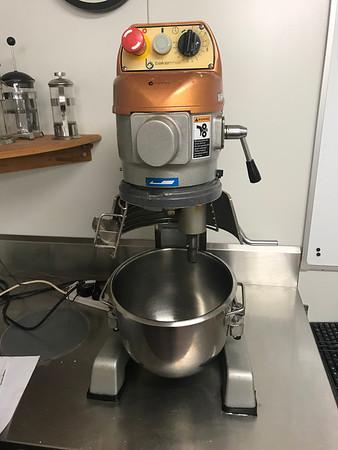 Bakermix Standing Mixer