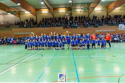 Handball Badenliga: TVH-TSV Viernheim (24:23)