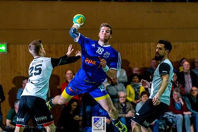 Handball Badenliga: TVH-TV Bretten (23:23)