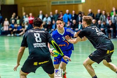 Handball Badenliga: TVH1-TV Friedrichsfeld (30:20)