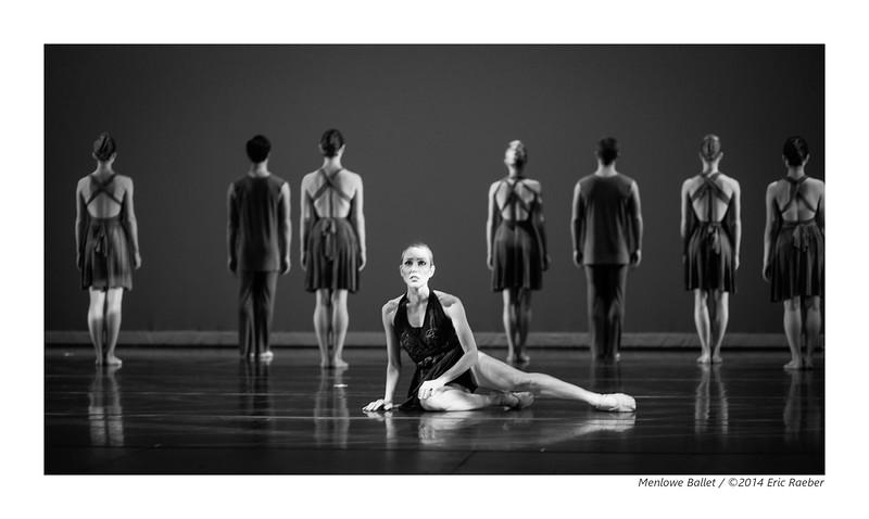 Dancer Terrin McGee-Kelly in Michael Lowe's Plague