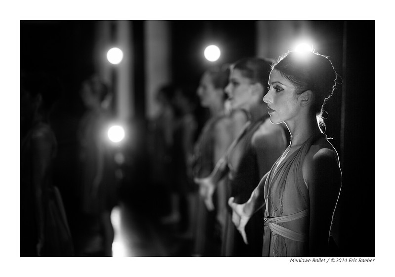 Dancer Megan Terry in Michael Lowe's Plague